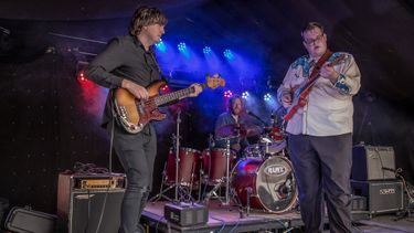 The James Oliver Band - Click for Facebook event